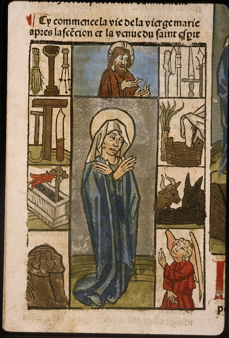 Lyon, Bibl. mun., inc. 1043, f. 469v - vue 1