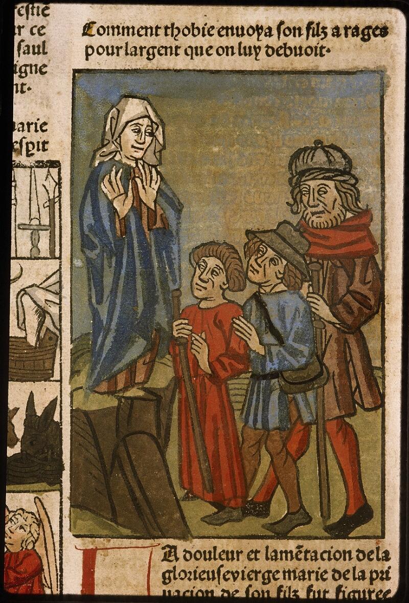 Lyon, Bibl. mun., inc. 1043, f. 469v - vue 2