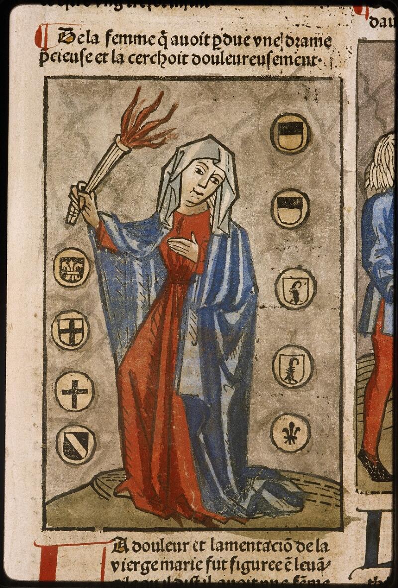 Lyon, Bibl. mun., inc. 1043, f. 470 - vue 1