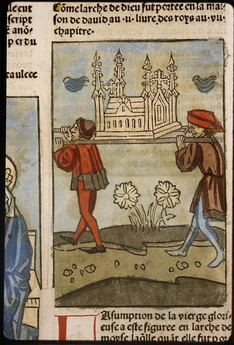Lyon, Bibl. mun., inc. 1043, f. 470v - vue 2