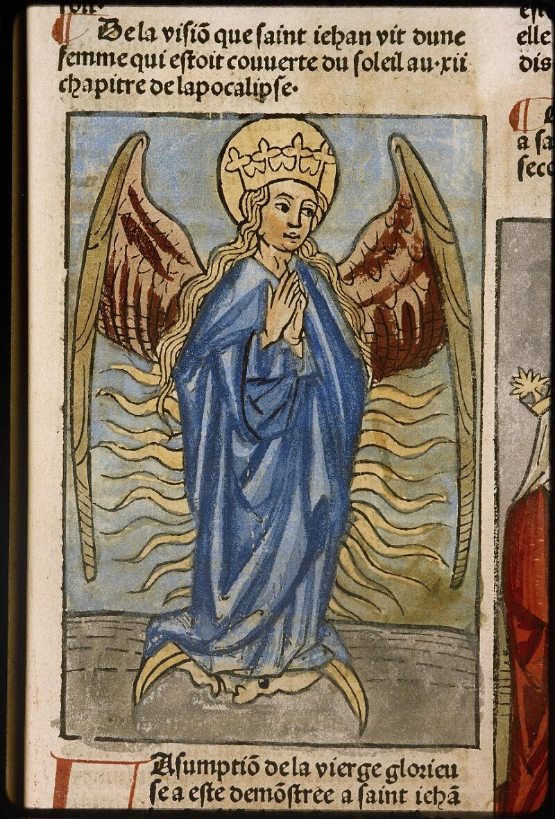 Lyon, Bibl. mun., inc. 1043, f. 471 - vue 1