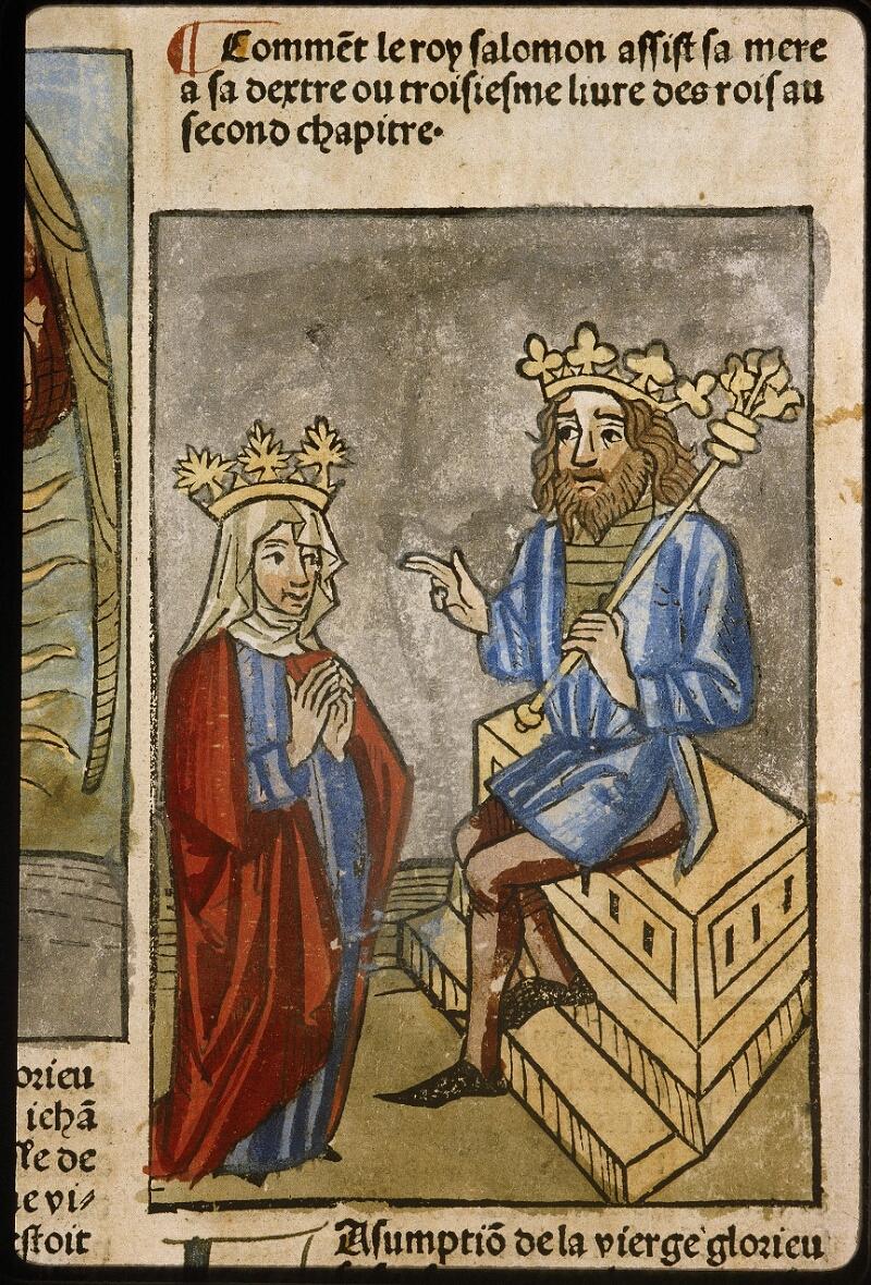 Lyon, Bibl. mun., inc. 1043, f. 471 - vue 2