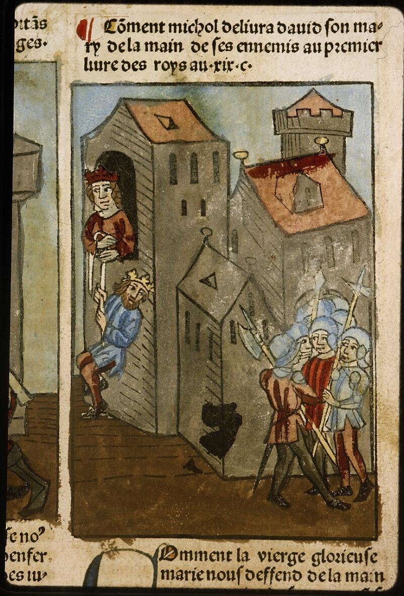 Lyon, Bibl. mun., inc. 1043, f. 476 - vue 2