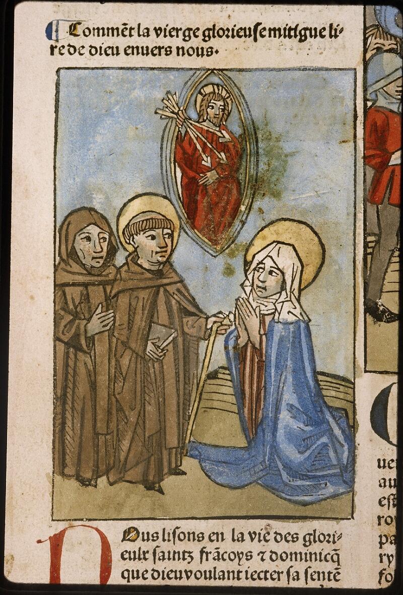 Lyon, Bibl. mun., inc. 1043, f. 476v - vue 1