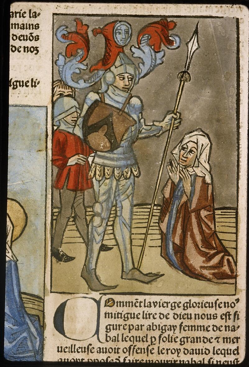 Lyon, Bibl. mun., inc. 1043, f. 476v - vue 2