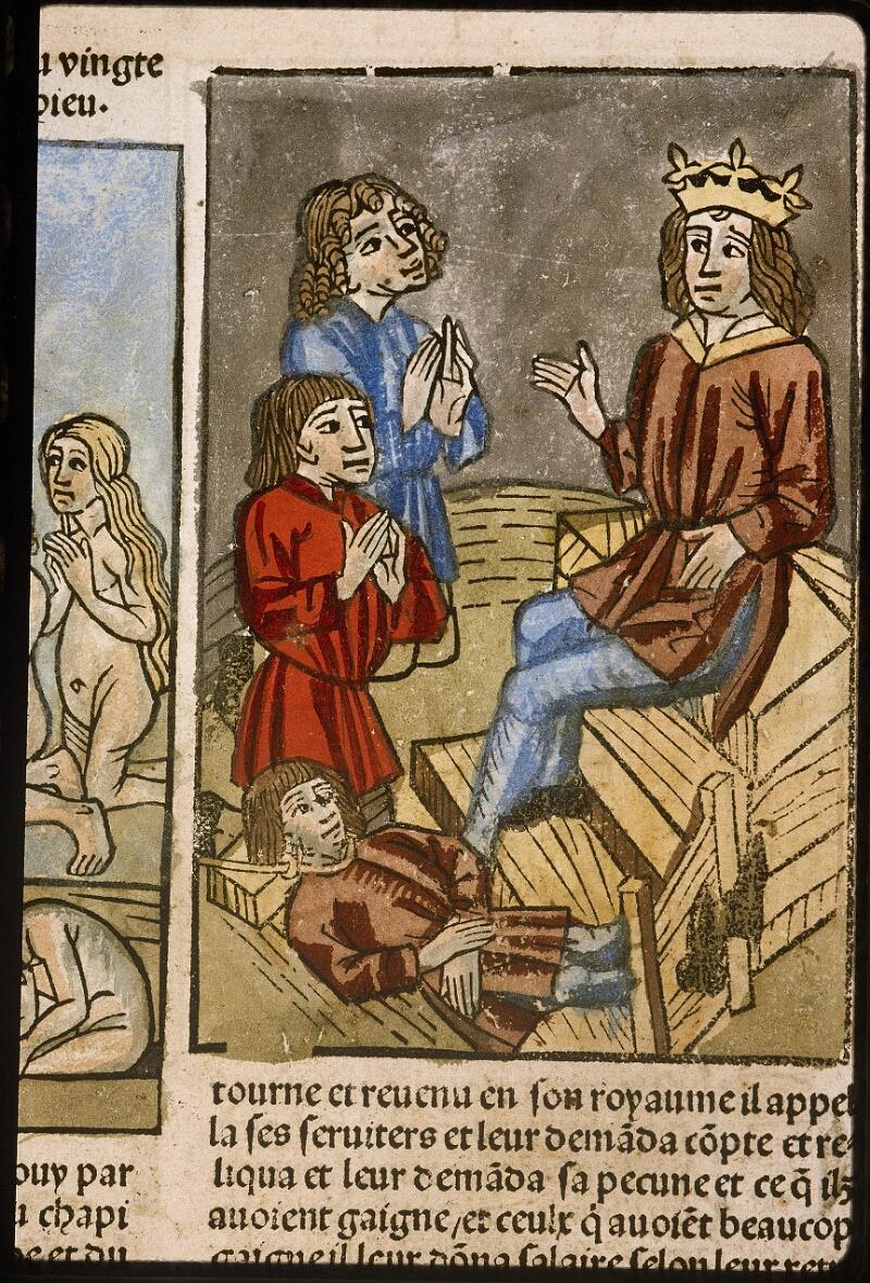 Lyon, Bibl. mun., inc. 1043, f. 477v - vue 2