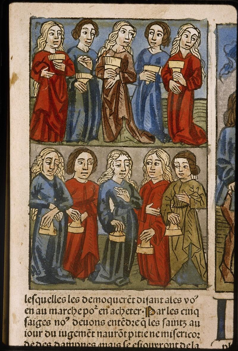 Lyon, Bibl. mun., inc. 1043, f. 478 - vue 1