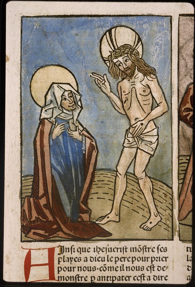 Lyon, Bibl. mun., inc. 1043, f. 479 - vue 1