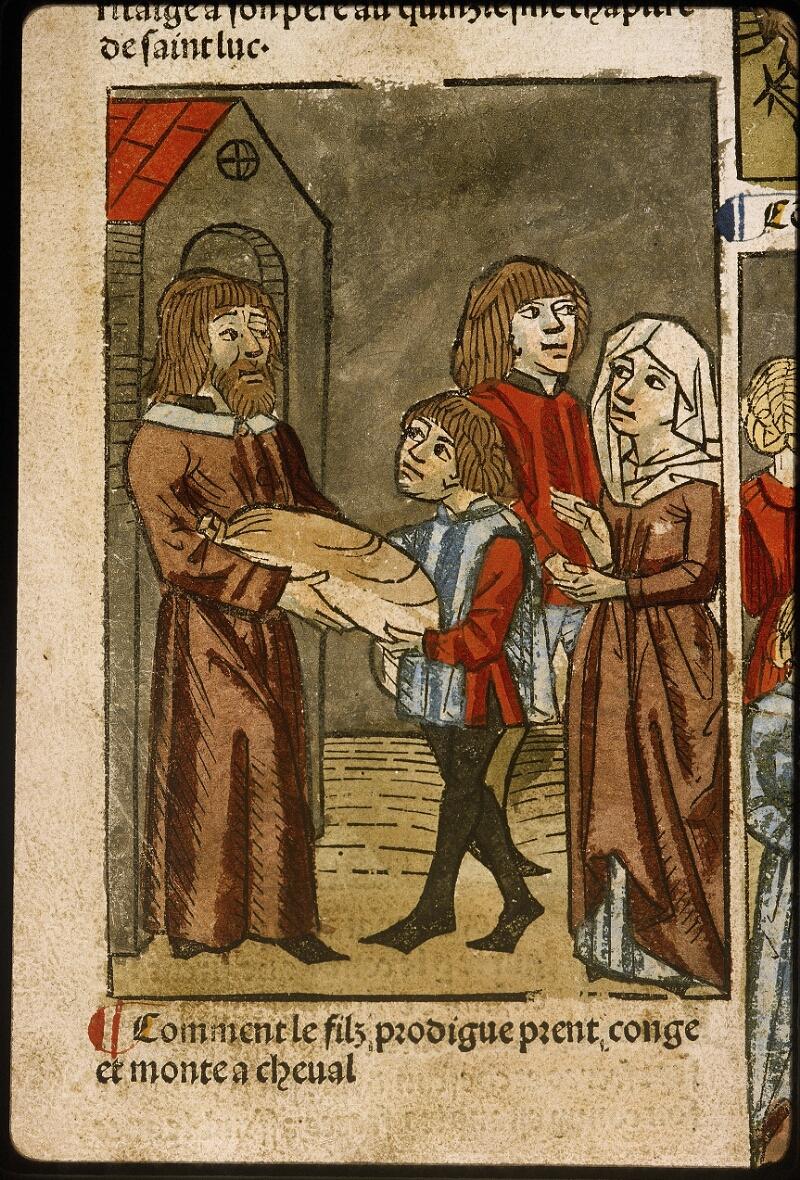 Lyon, Bibl. mun., inc. 1043, f. 481v - vue 1