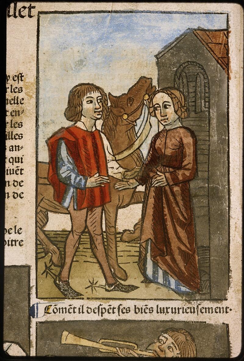 Lyon, Bibl. mun., inc. 1043, f. 481v - vue 2