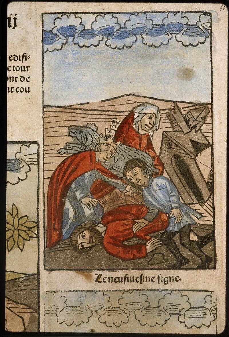 Lyon, Bibl. mun., inc. 1043, f. 485 - vue 2