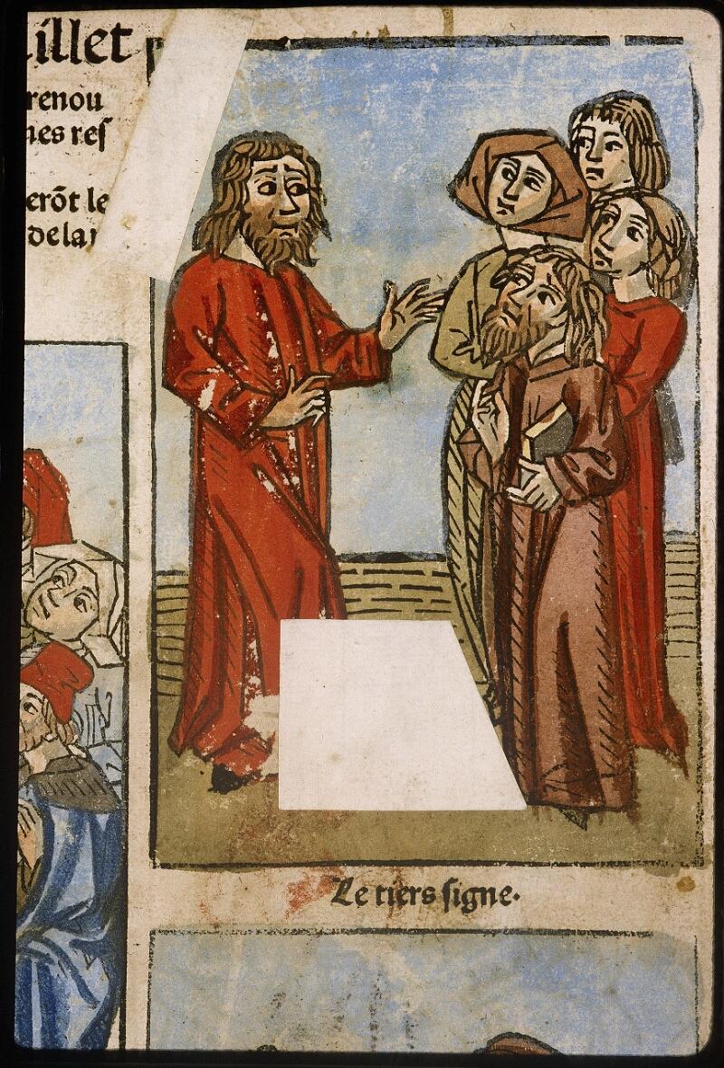 Lyon, Bibl. mun., inc. 1043, f. 486v - vue 2