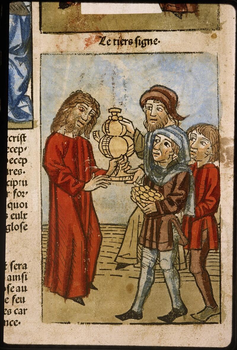Lyon, Bibl. mun., inc. 1043, f. 486v - vue 3