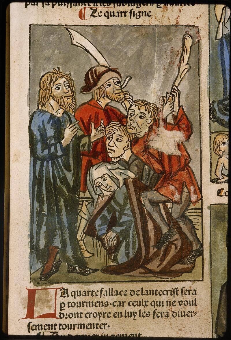 Lyon, Bibl. mun., inc. 1043, f. 487 - vue 1