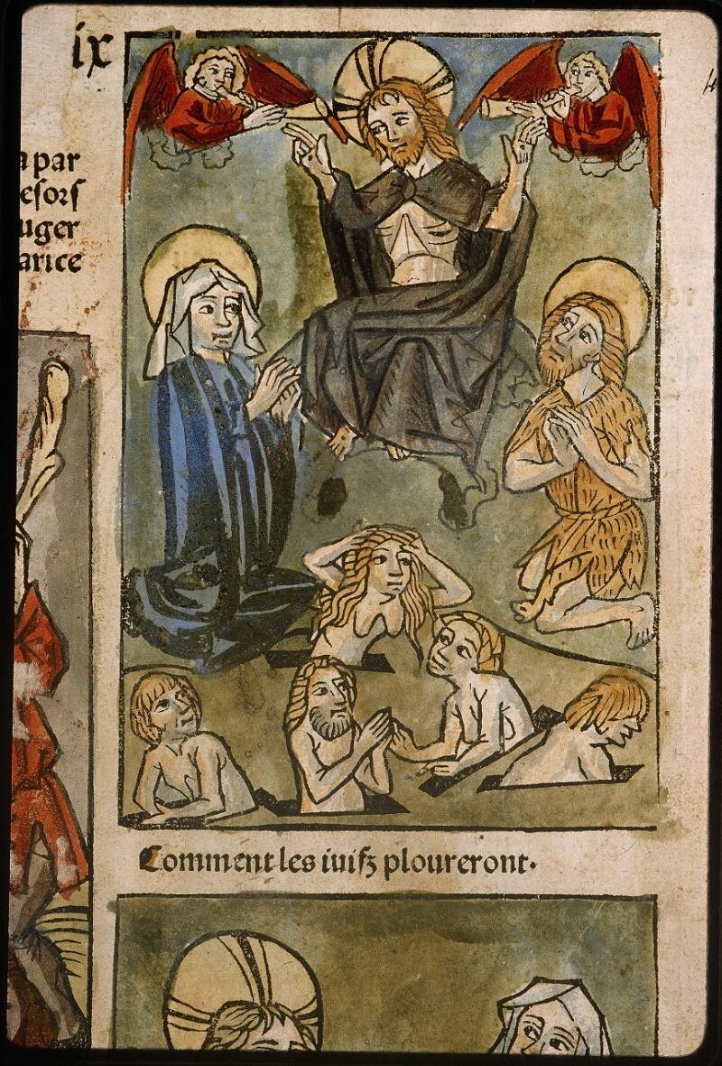 Lyon, Bibl. mun., inc. 1043, f. 487 - vue 2