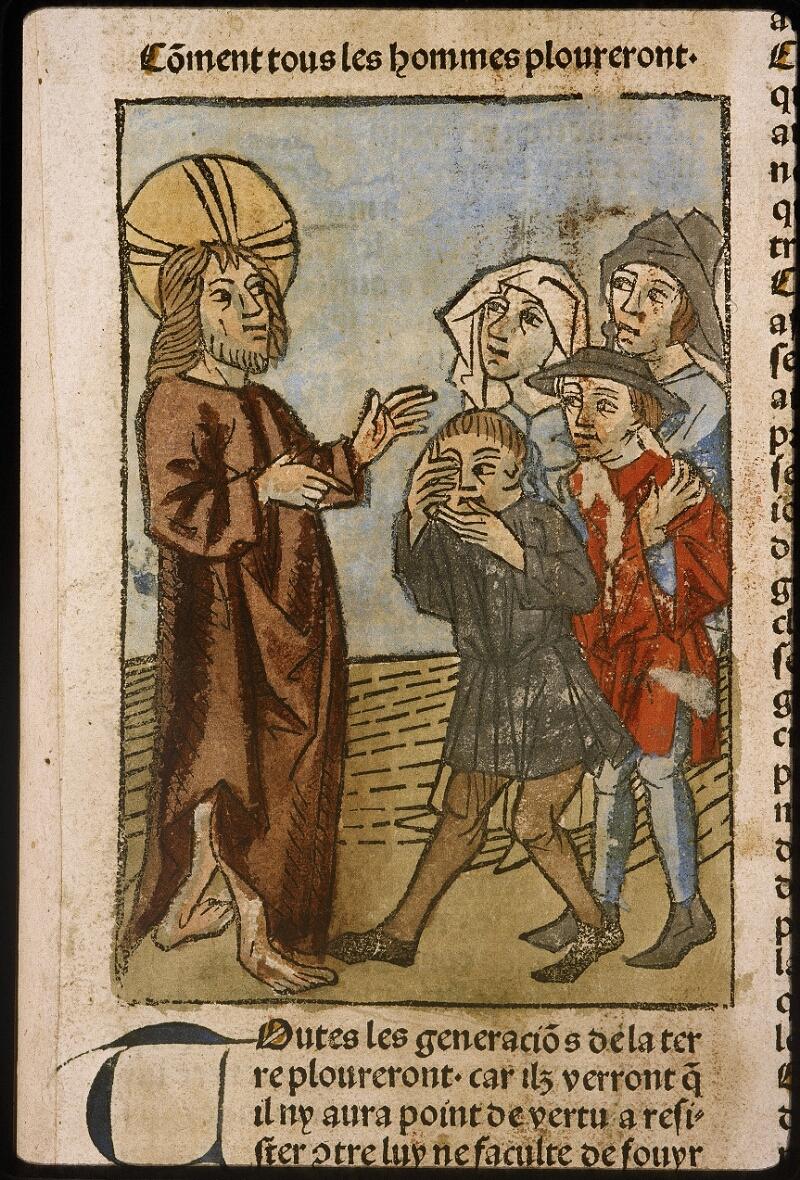 Lyon, Bibl. mun., inc. 1043, f. 488