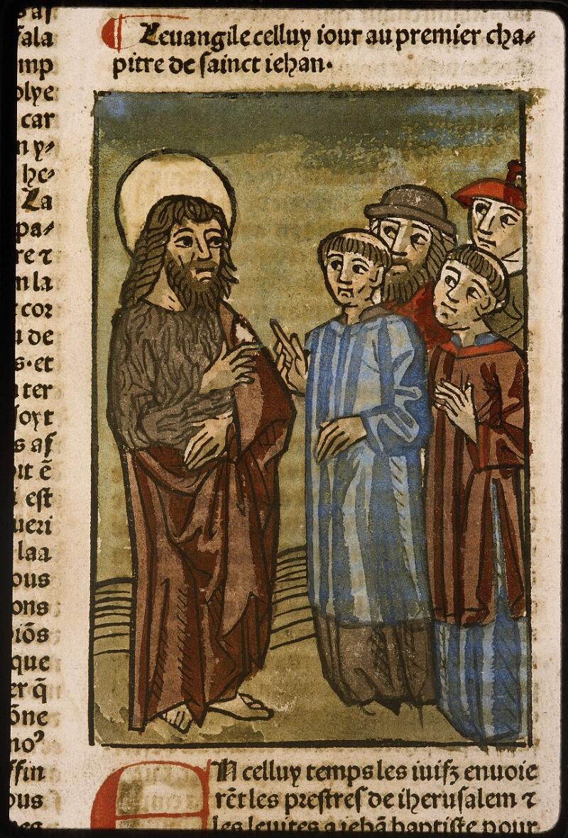 Lyon, Bibl. mun., inc. 1043, f. 493v