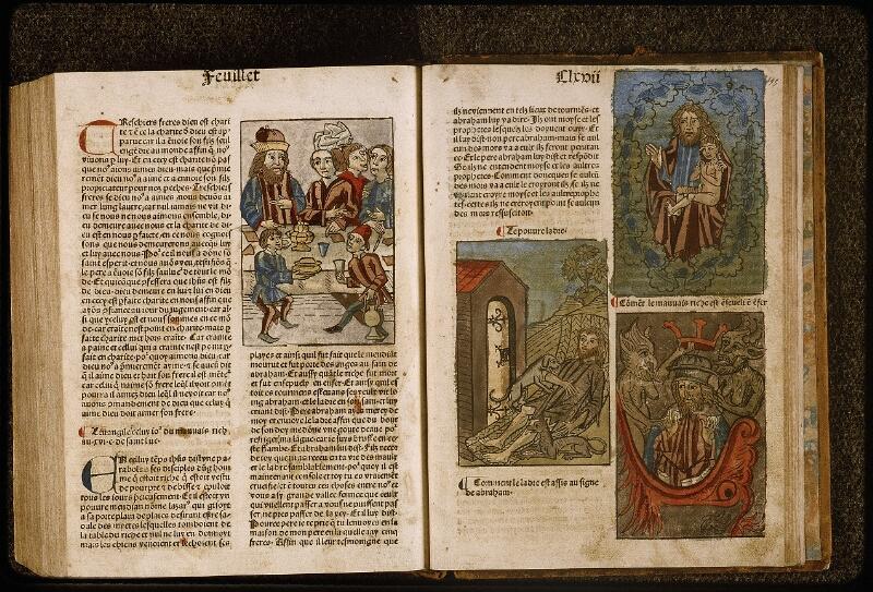 Lyon, Bibl. mun., inc. 1043, f. 494v-495