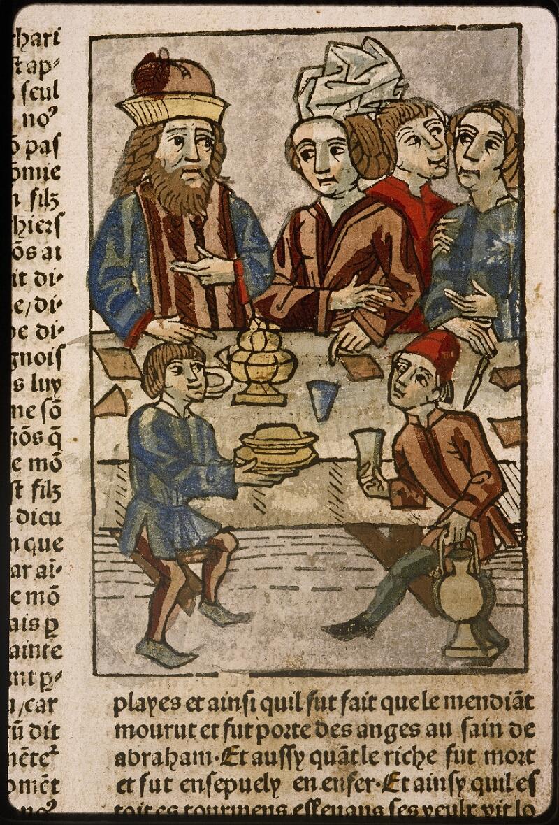 Lyon, Bibl. mun., inc. 1043, f. 494v