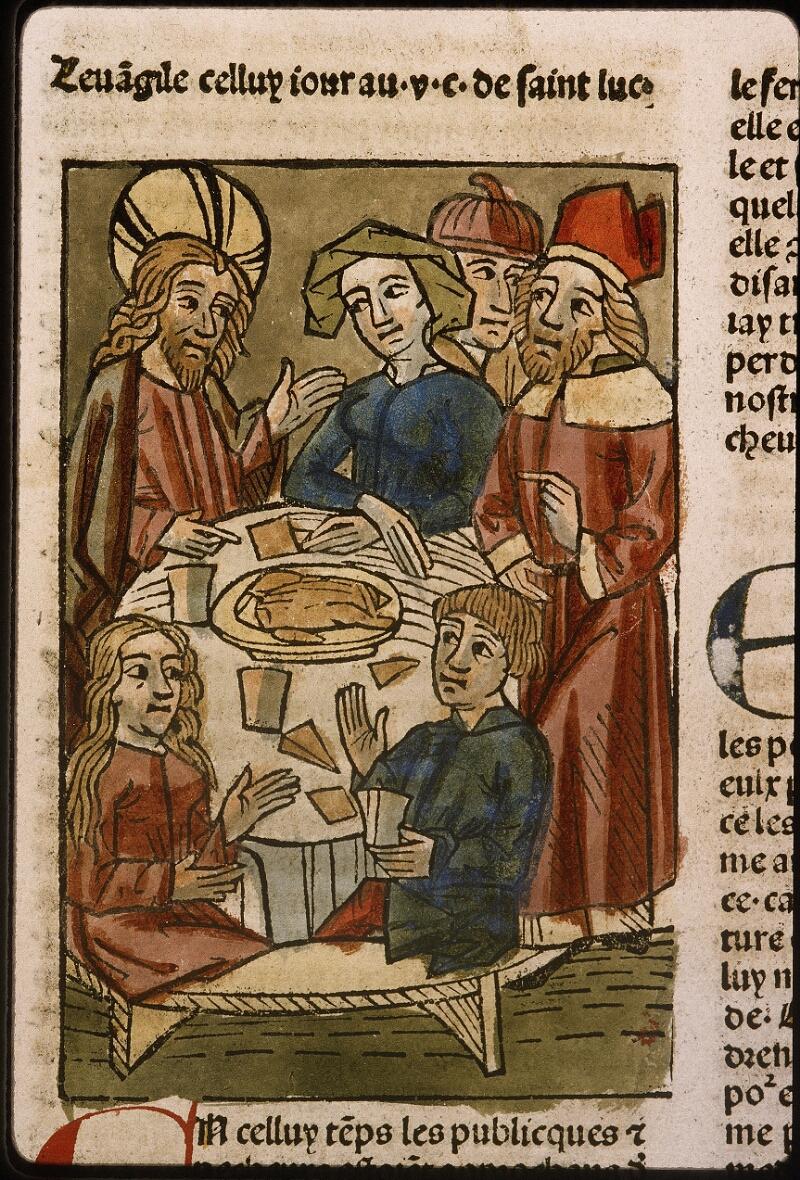 Lyon, Bibl. mun., inc. 1043, f. 498