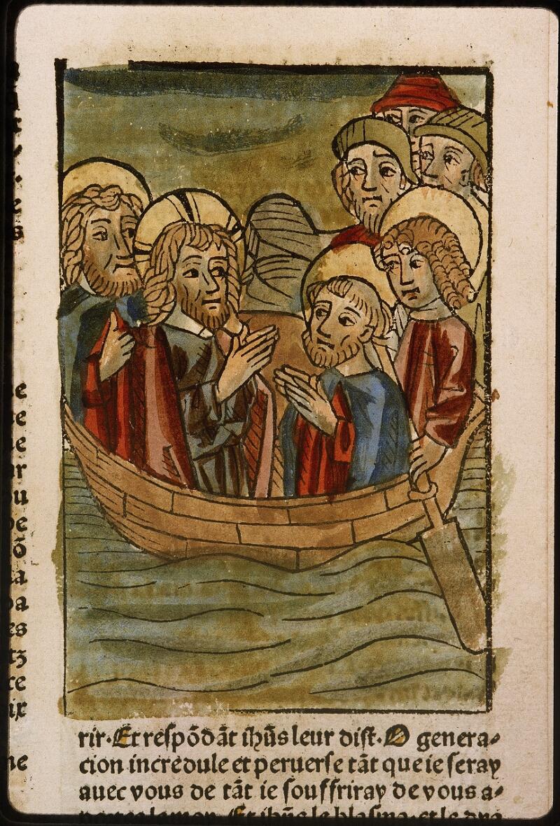 Lyon, Bibl. mun., inc. 1043, f. 500