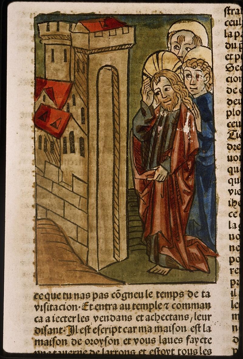 Lyon, Bibl. mun., inc. 1043, f. 506