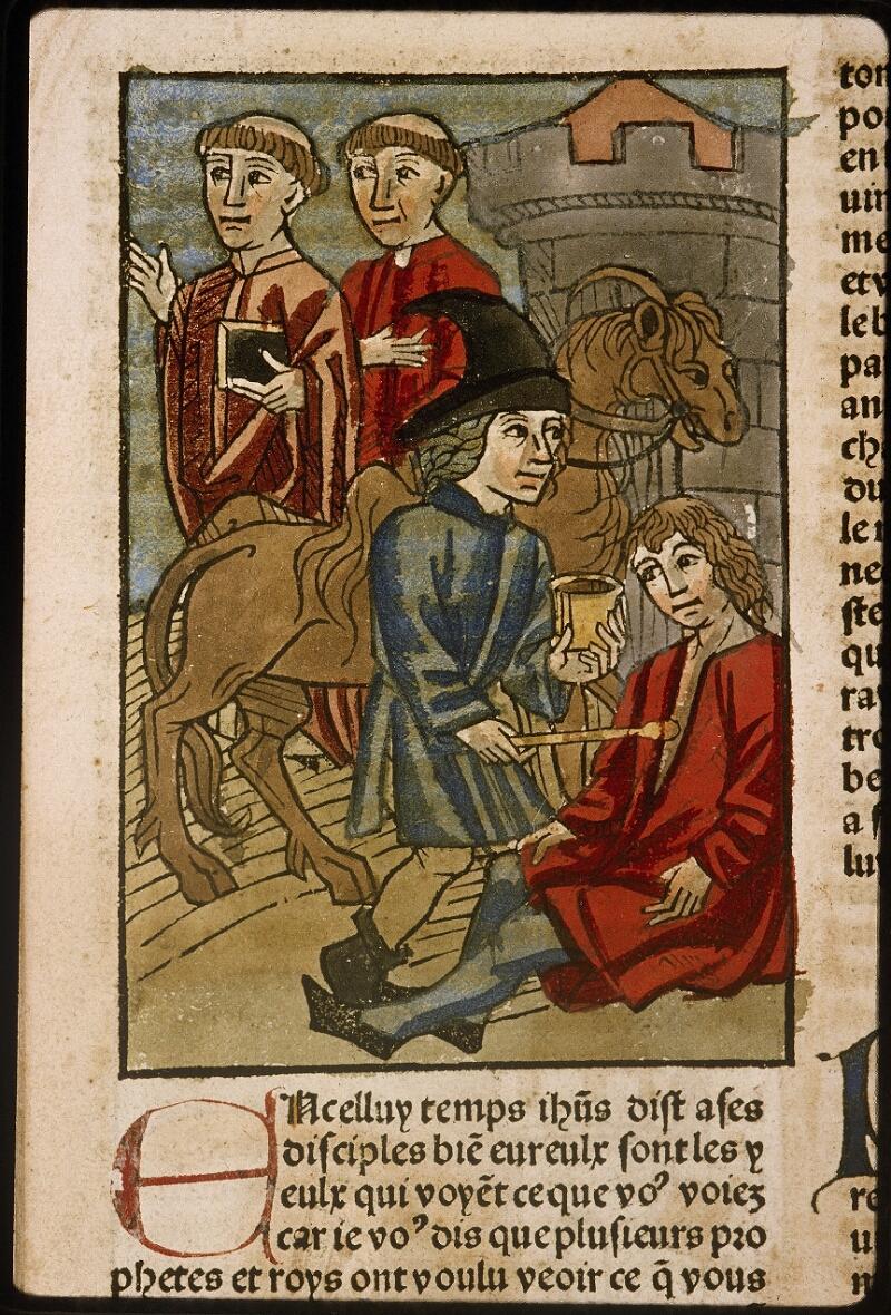 Lyon, Bibl. mun., inc. 1043, f. 509v