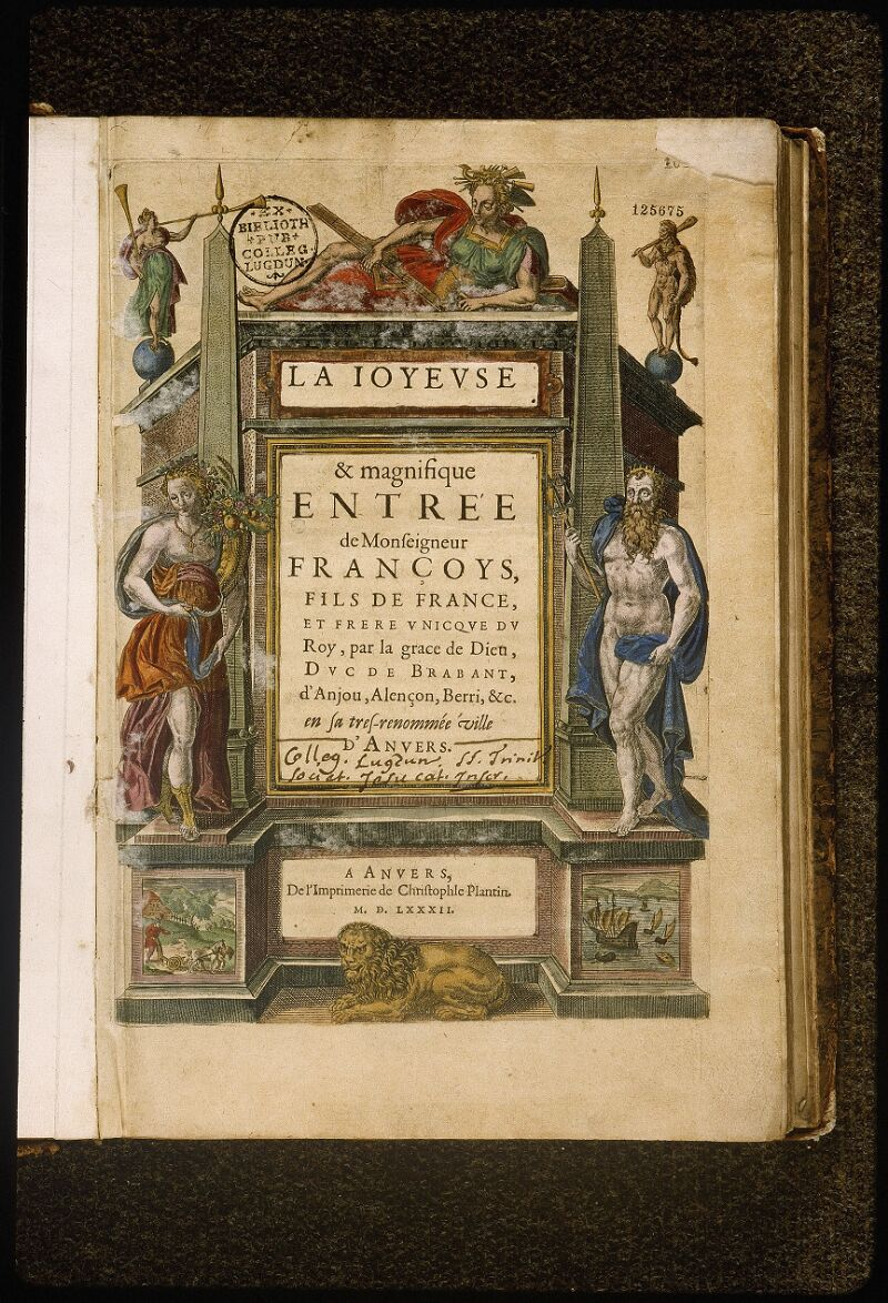 Lyon, Bibl. mun., rés. 125675 - vue 02