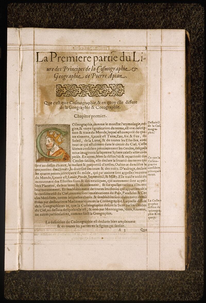 Lyon, Bibl. mun., rés. 317732, p. 005 - vue 1