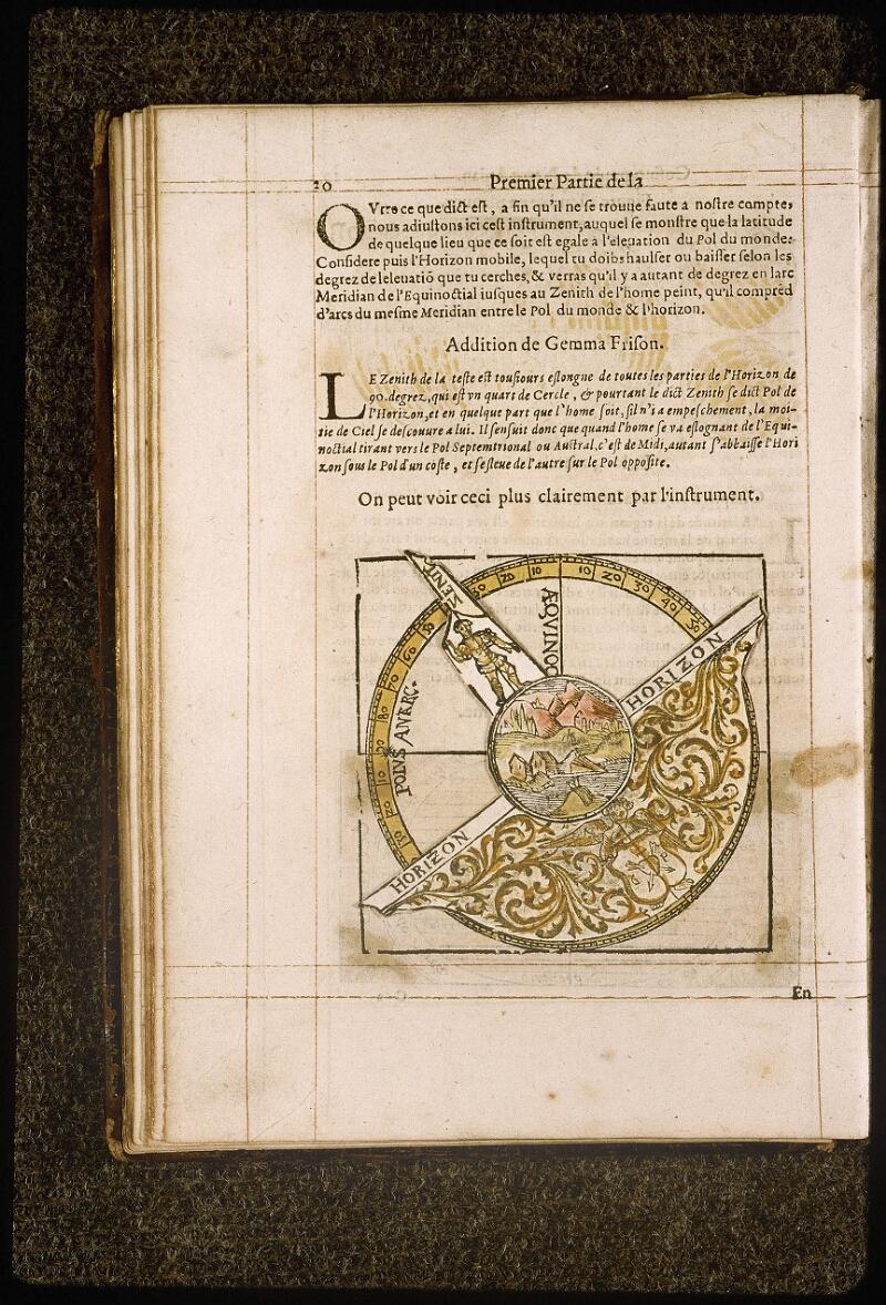 Lyon, Bibl. mun., rés. 317732, p. 020 - vue 1