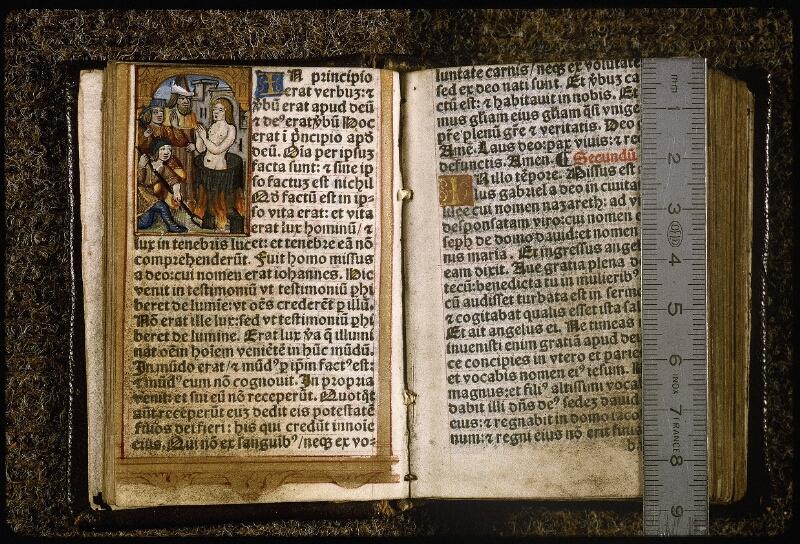 Lyon, Bibl. mun., rés. 810367, f. 011v-012 - vue 1