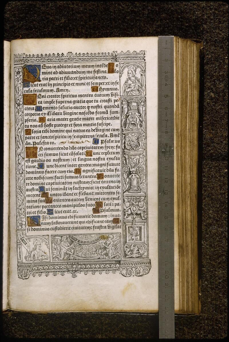Lyon, Bibl. mun., rés. A 490331, f. 0F 5 - vue 1