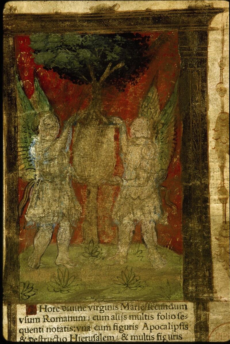 Lyon, Bibl. mun., rés. A 491956, f. 001 - vue 3