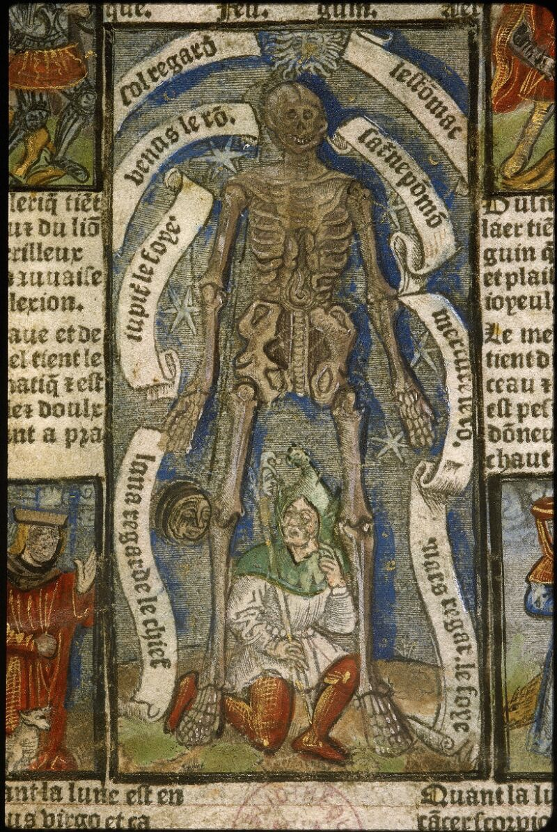 Lyon, Bibl. mun., rés. A 491956, f. 001v - vue 2