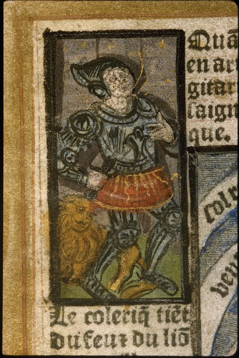 Lyon, Bibl. mun., rés. A 491956, f. 001v - vue 3