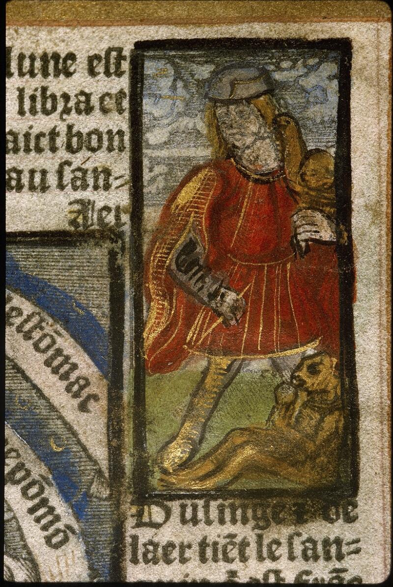 Lyon, Bibl. mun., rés. A 491956, f. 001v - vue 4