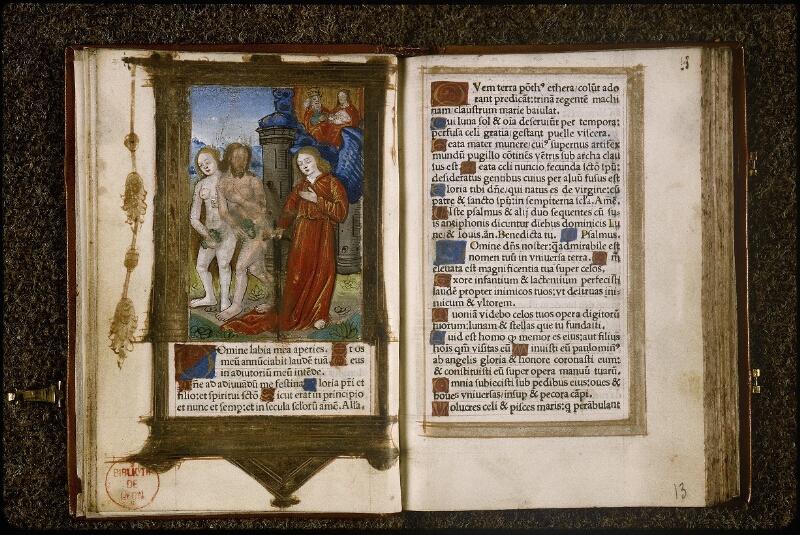 Lyon, Bibl. mun., rés. A 491956, f. 012v-013