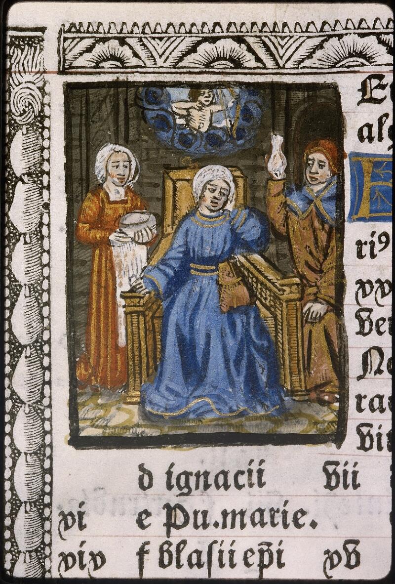 Lyon, Bibl. mun., rés. B 496344, f. A 3 - vue 3