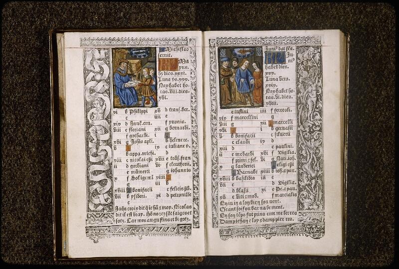 Lyon, Bibl. mun., rés. B 496344, f. A 4v-A 5