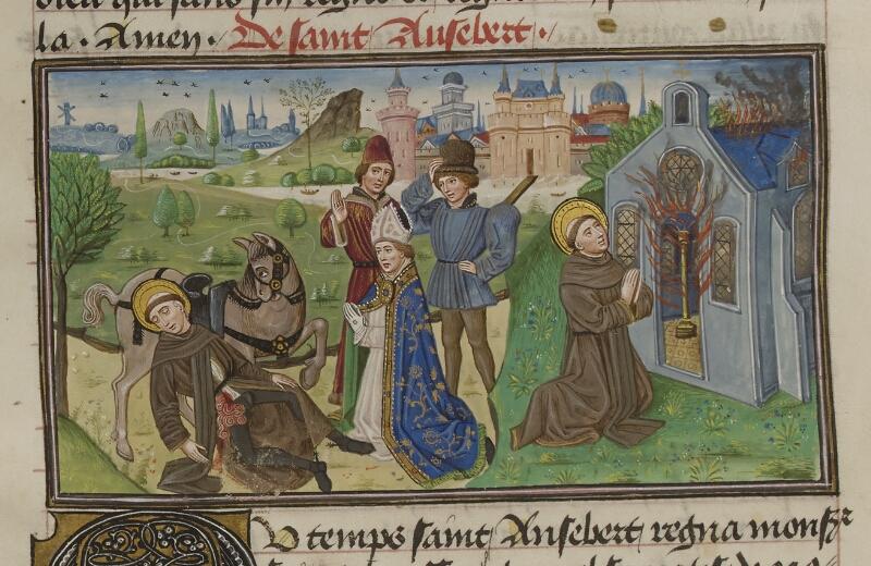 Mâcon, Bibl. mun., ms. 0003, f. 168 - vue 1