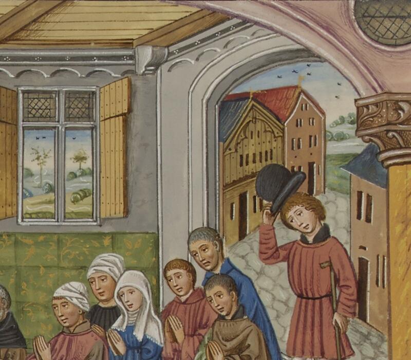 Mâcon, Bibl. mun., ms. 0003, f. 171 - vue 2