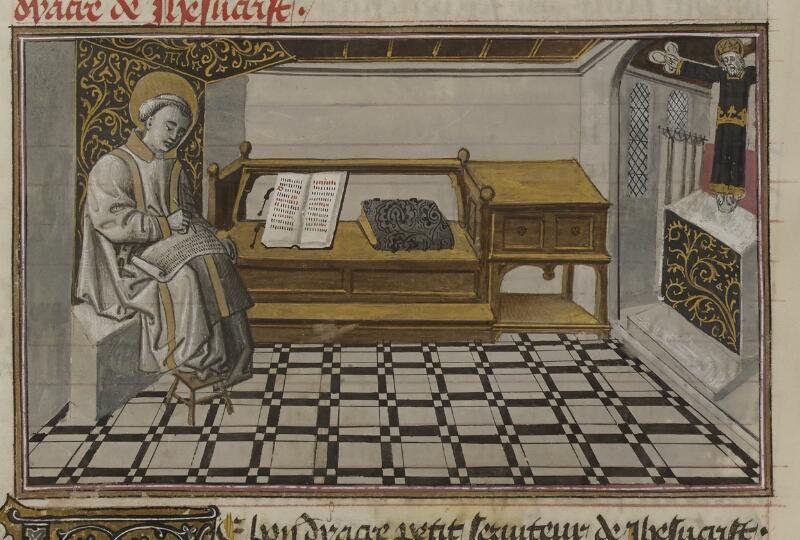 Mâcon, Bibl. mun., ms. 0003, f. 219v - vue 2