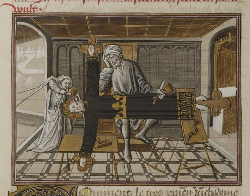 Mâcon, Bibl. mun., ms. 0003, f. 225v - vue 1