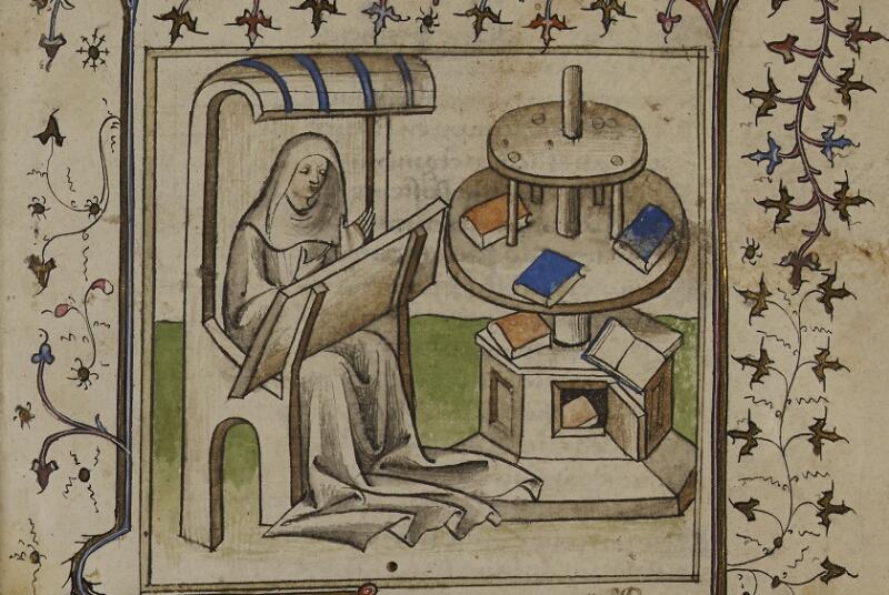 Mâcon, Bibl. mun., ms. 0095, f. 001 - vue 2