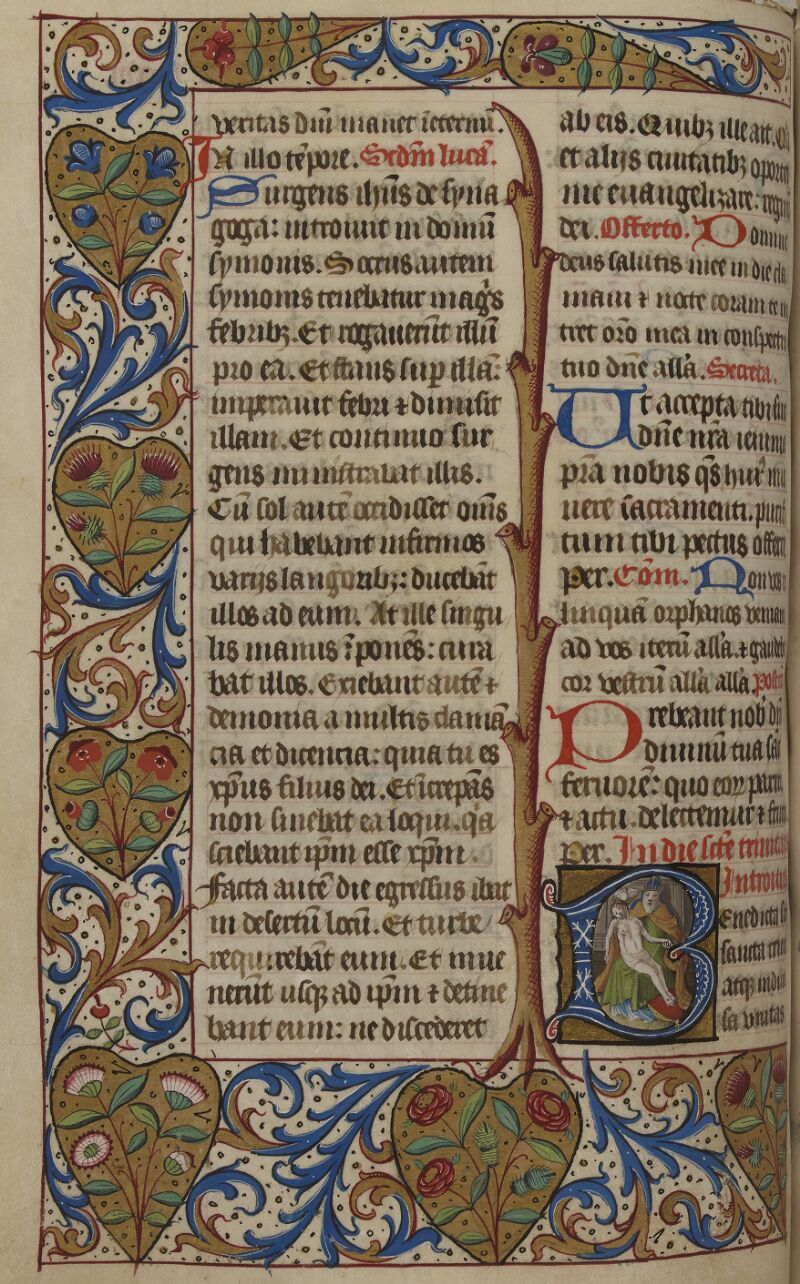 Mâcon, Bibl. mun., ms. 0100, f. 193v - vue 1