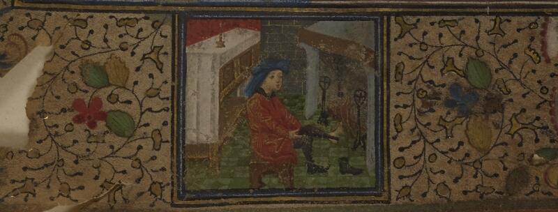 Mâcon, Bibl. mun., ms. 0103, f. 001v - vue 2