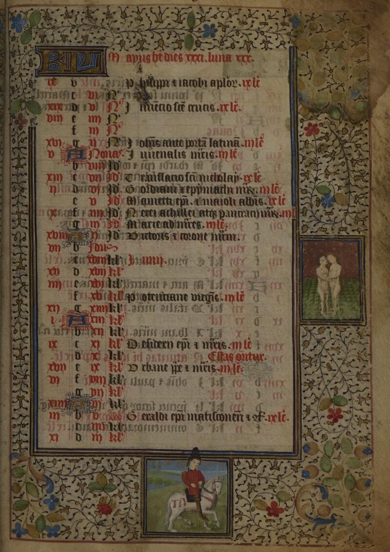 Mâcon, Bibl. mun., ms. 0103, f. 003 - vue 1