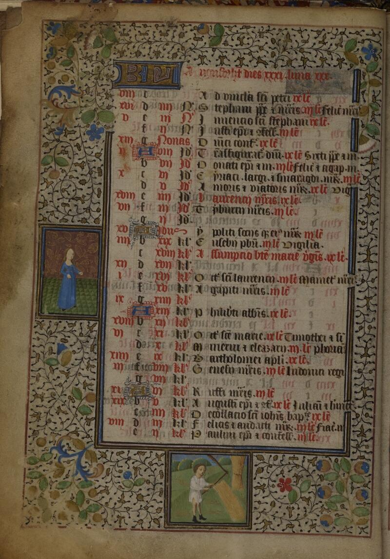 Mâcon, Bibl. mun., ms. 0103, f. 004v - vue 1