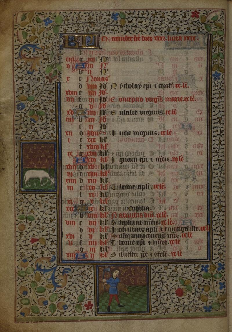 Mâcon, Bibl. mun., ms. 0103, f. 006v - vue 1