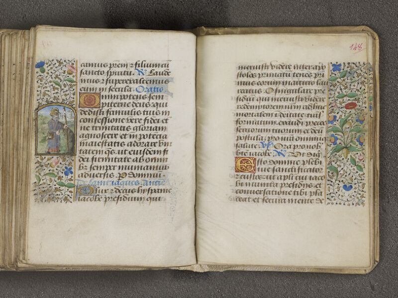 NANTES, Bibliothèque municipale, 0019 (lat. 0019), f. 147v - 148